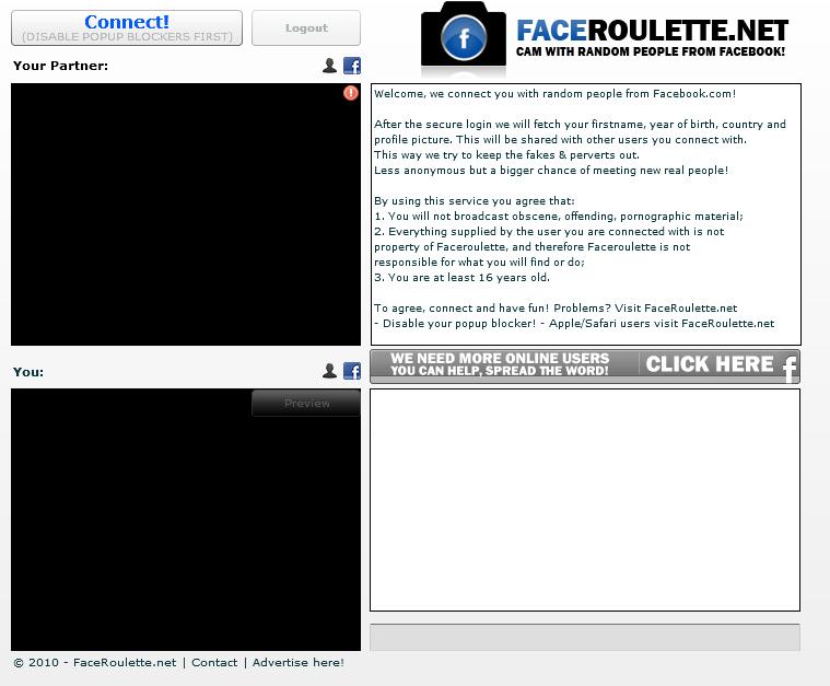 Face Roulette